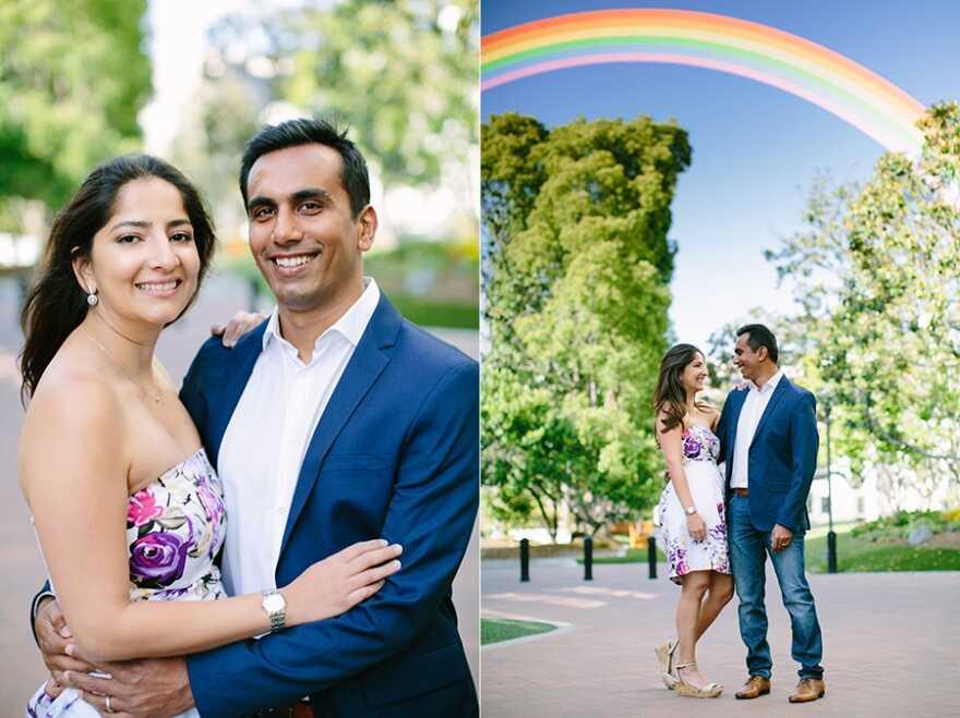 Los Angeles couples photographer