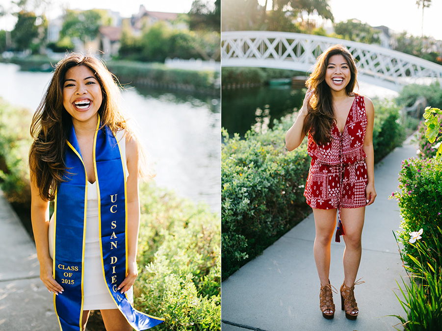 Los Angeles senior portrait photographer