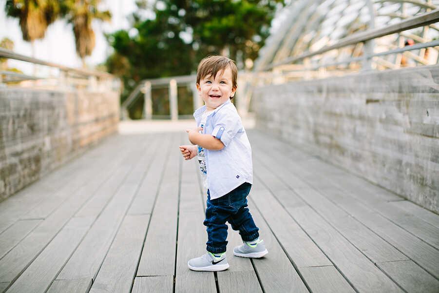 Santa Monica baby photographer