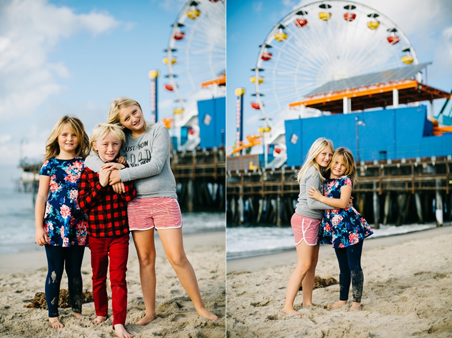 Santa Monica child photographer