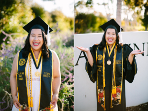 Long Beach senior portrait photographer