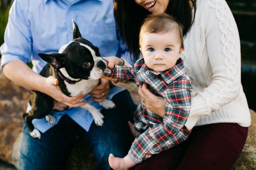 Santa Monica baby and pet photographer