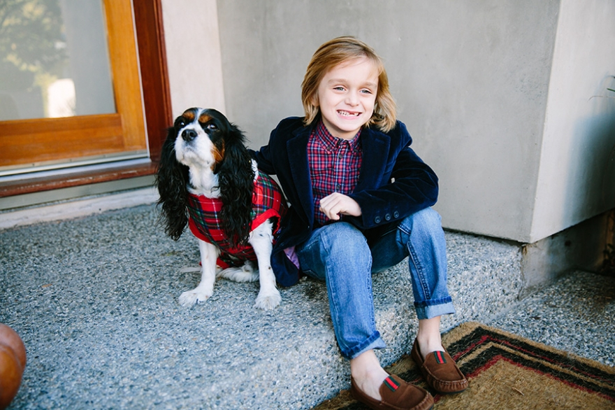 Los Angeles child and pet photographer