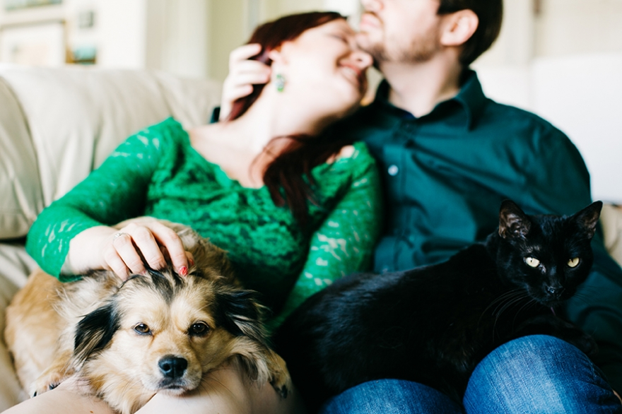 Los Angeles couples and pet photographer
