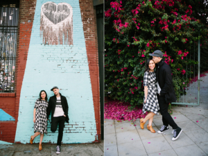 Los Angeles couples photographer