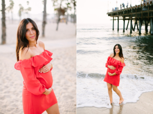 Santa Monica maternity photographer