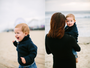 Santa Monica baby photographer