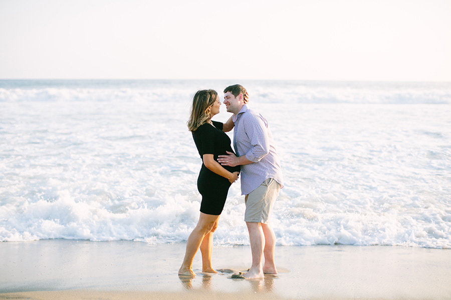 Santa Monica maternity photographer
