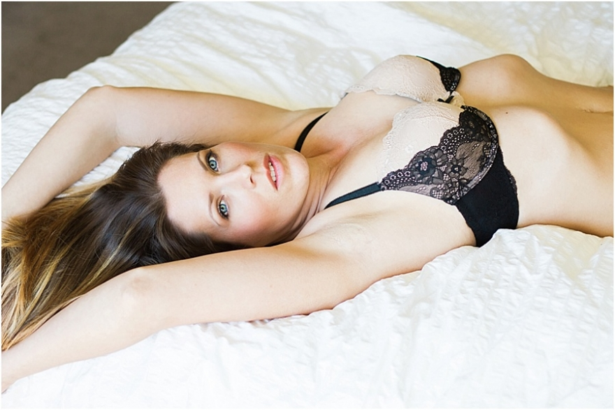 Los Angeles boudoir photographer