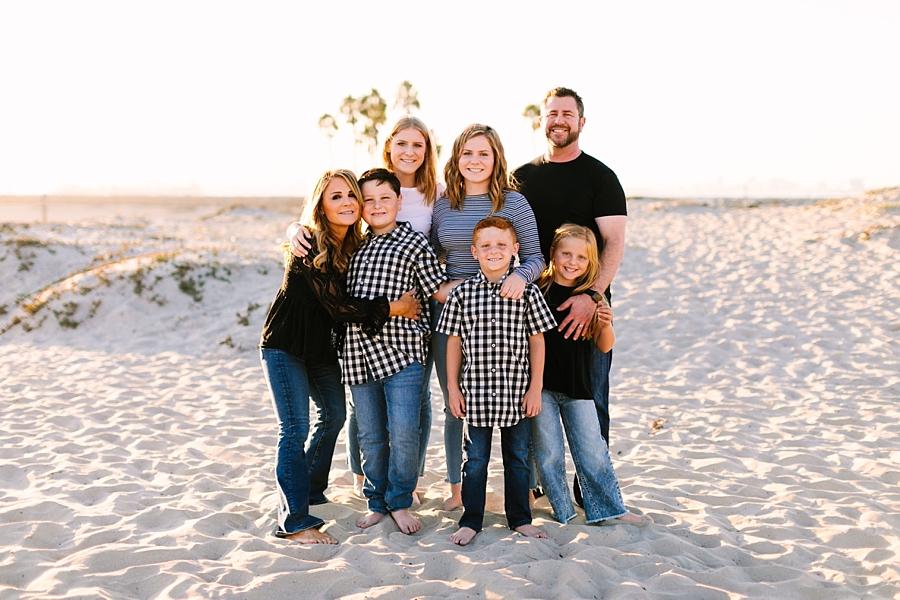 H family | Orange County family photographer
