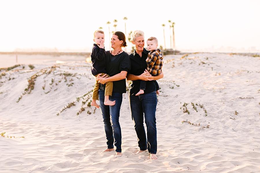 P family | Orange County family photographer