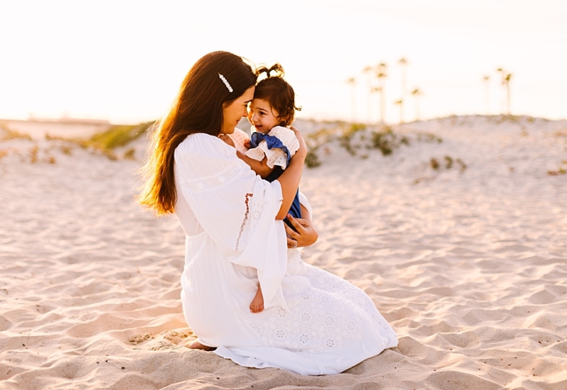 M family | Orange County maternity photographer