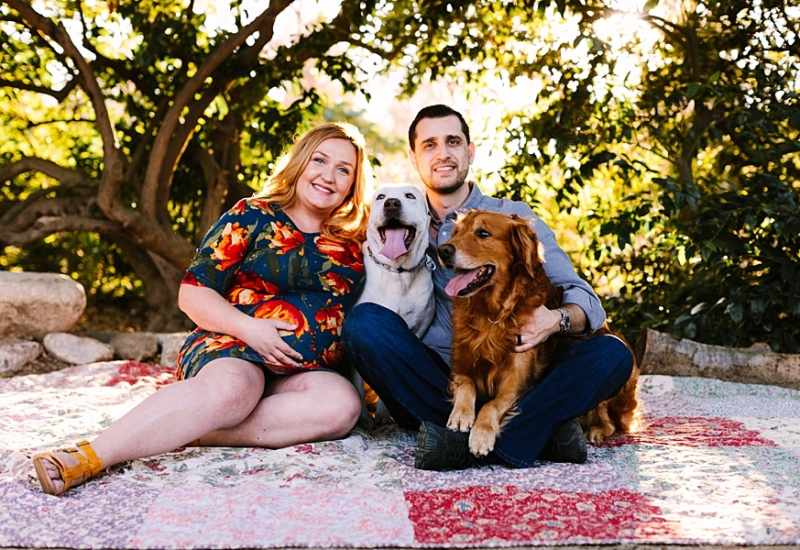 N family | Orange County maternity & pet photographer