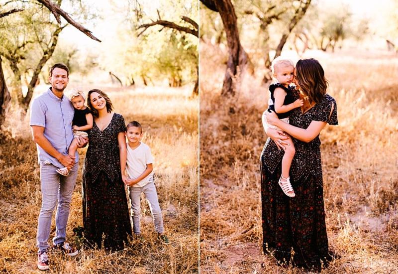 W family   Mesa Arizona family photographer