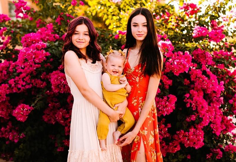 J family | Phoenix Arizona family photographer