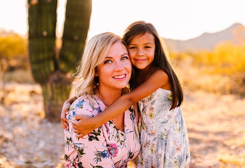 M family   Queen Creek Arizona family photographer