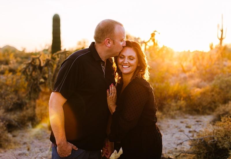 Amber & Travis | Mesa Arizona couples photographer