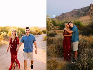 Phoenix Arizona engagement photographer