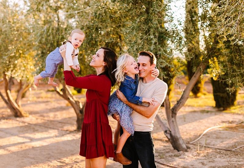 W family | Queen Creek Arizona family photographer