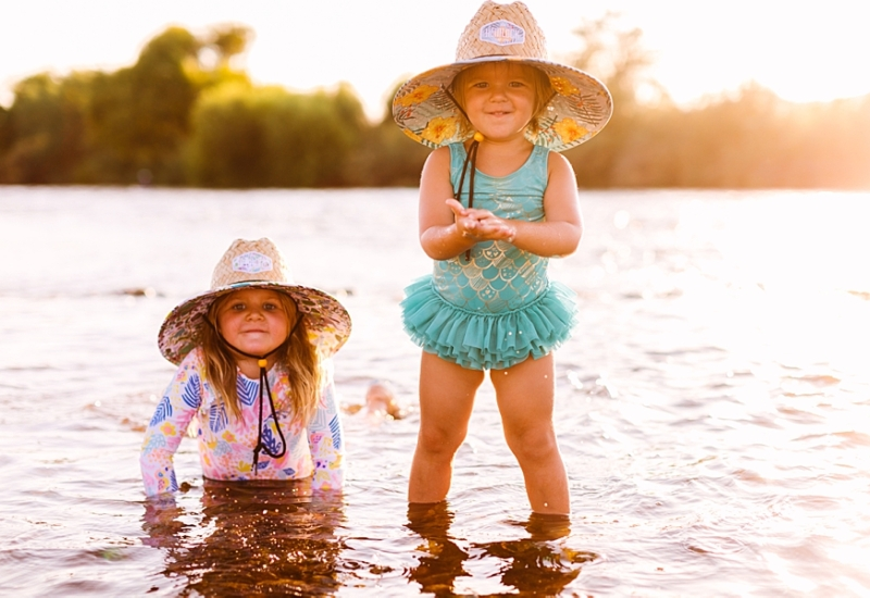 September with Evangeline & Goldie | Queen Creek family photographer