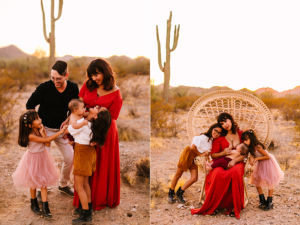San Tan Valley Arizona family photographer