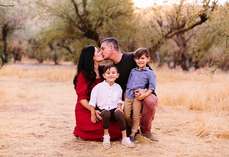 J family | Mesa Arizona family photographer