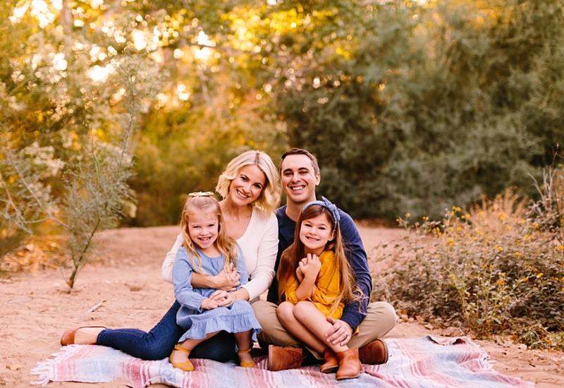 M family | Queen Creek Arizona family photographer