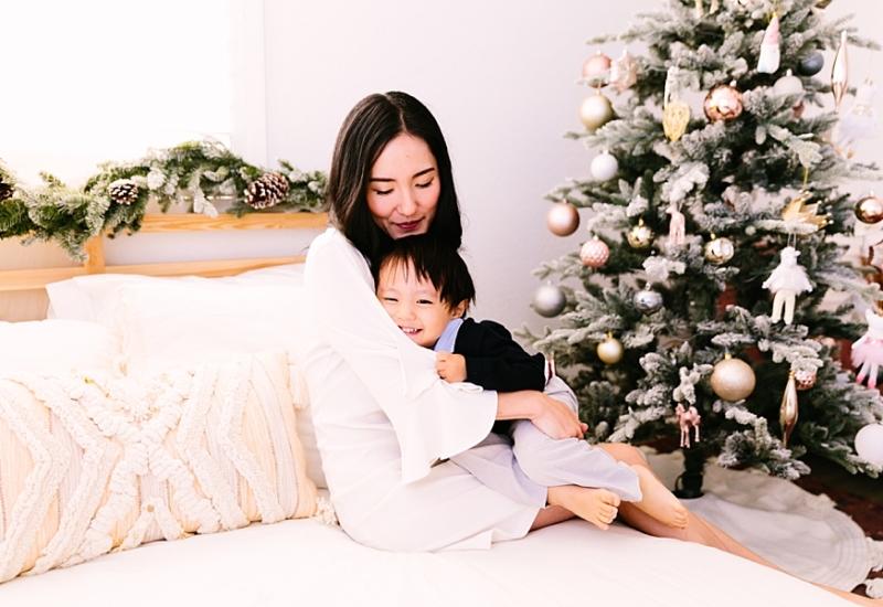 H family | Queen Creek Arizona Christmas mini session