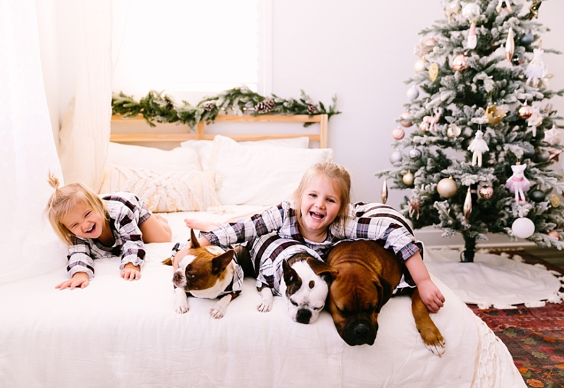 November with Evangeline & Goldie | Queen Creek Arizona family photographer