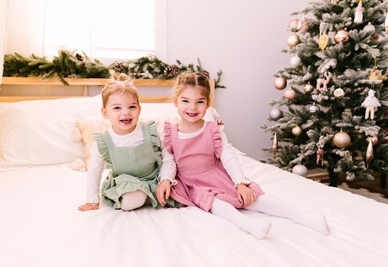 R family | Phoenix Arizona Christmas mini sessions