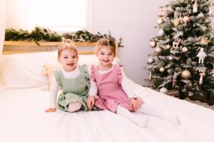 Phoenix Arizona Christmas mini session