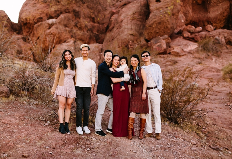 G family | Phoenix Arizona family photographer