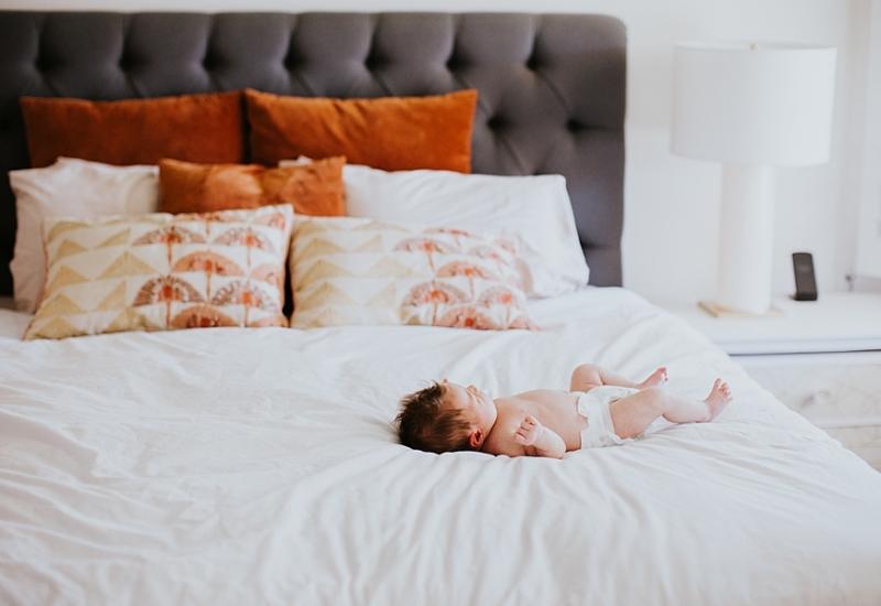 S family | Scottsdale Arizona newborn photographer