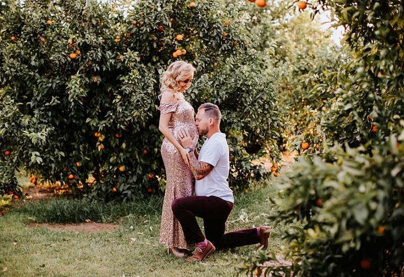 Katie & Jason | Arizona maternity photographer