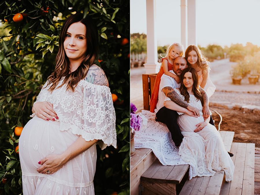 Phoenix Arizona maternity photographer