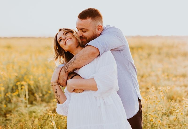 J & J | Queen Creek couples photographer